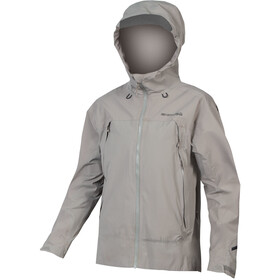 Endura MT500 II Giacca Impermeabile Uomo, grigio